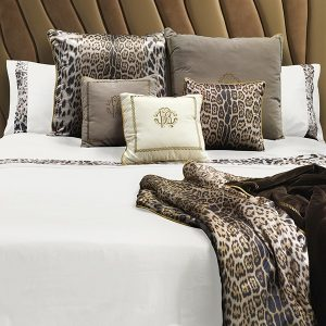 Image of Roberto Cavalli Basic New King Bedsheet Set