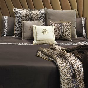 Image of Roberto Cavalli Basic New King Duvet Cover Set