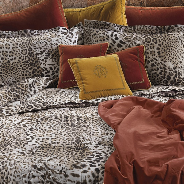 Image of Roberto Cavalli Bravo King Bedsheet Set