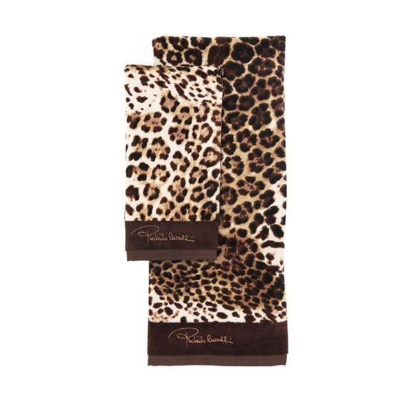 Image of Roberto Cavalli Bravo Towel Set
