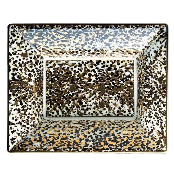 Image of Roberto Cavalli Camouflage Large Rectangular Tray