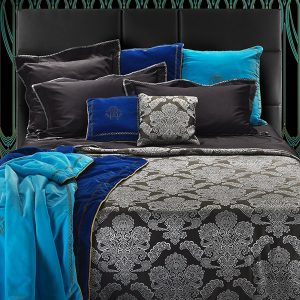 Image of Roberto Cavalli Corinto Quilted Bedspread