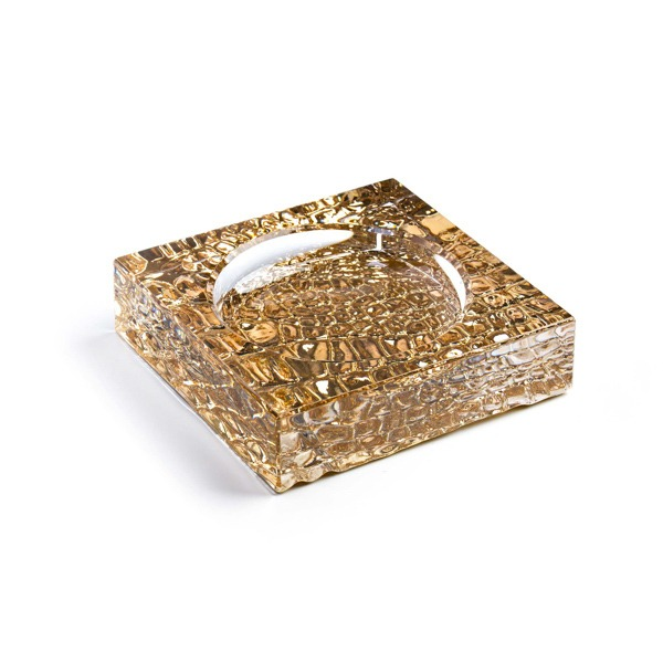 Image of Roberto Cavalli Crocodile Ashtray Notch