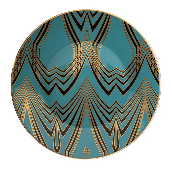 Image of Roberto Cavalli Deco Charger Plate