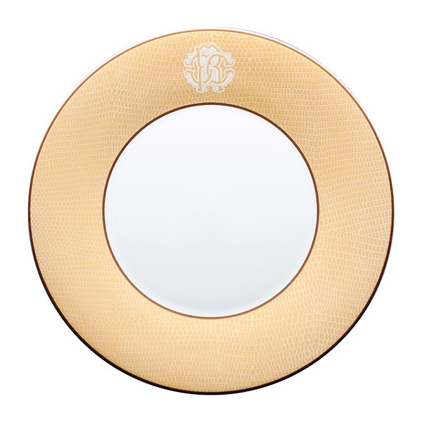 Lizzard Gold Dinner Plate  sc 1 st  Imperial Interiors & Lizzard Gold Dinner Plate - Imperial Interiors