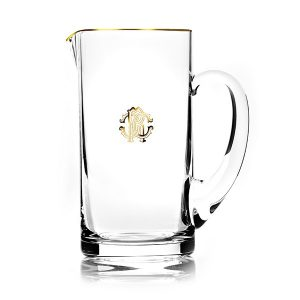 Image of Roberto Cavalli Mongoramma Gold Pitcher