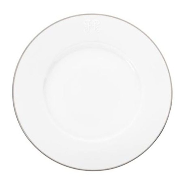 Image of Gianfranco Ferrè Profile Dinner Dishes Set, 12 Persons, 76 Pieces