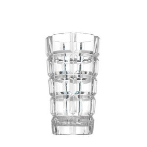Image of Gianfranco Ferrè Sammy Transparent Crystal Vase