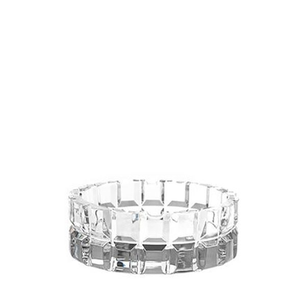 Image of Gianfranco Ferrè Sammy Transparent Crystal Vase Ashtray