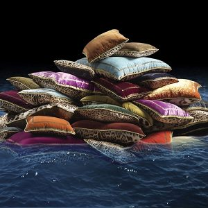 Image of Roberto Cavalli Venezia Cushion