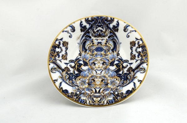 azulejos butter plate