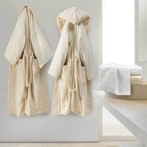 Logo Bathrobe - Roberto Cavalli Home Linen