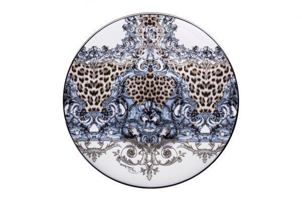 Palazzo Pitti Charger Plate - Roberto Cavalli Home Luxury Tableware